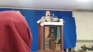 ترس / شعر خوانی: انجمن ادبی امیر کبیر/  مکان: دانشکده فنی دانشگاه تهران