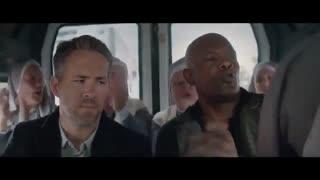 تریلر فیلم The Hitman's Bodyguard 2017