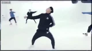 فانی مومنتای وی عضو بی تی اس_BTS  V  funny moments