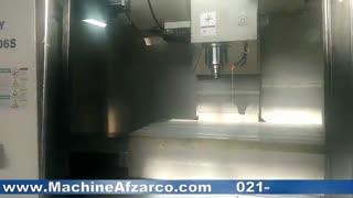 فرز cnc سی ان سی VM1506S ماشین افزار آذربایجان