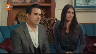 آشتی کردن علی و ماوی در سریال عشق و ماوی با بازی امراه