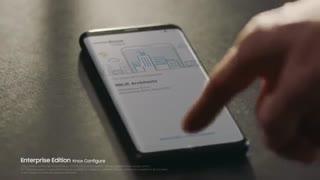 ویدیوی رونمایی از گلکسی از 9 قبل از معرفی رسمی