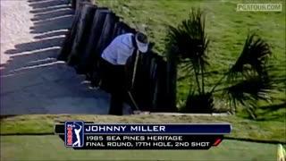 بهترین و بدترین لحظات گلف