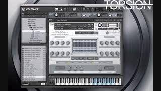 دانلود وی اس تی SampleTraxx Torsion KONTAKT