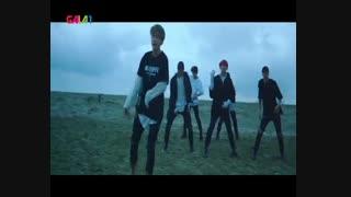 پخش موزیک ویدیو BTS (save me) در شبکه فارسی  o_O