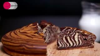 هنرآشپزی ـ کیک لایه ای
