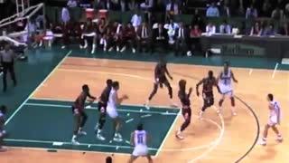 Michel Jordan's top 10 dunks of his career
