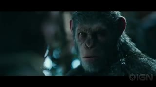 تریلر فیلم War for the Planet of the Apes 2017