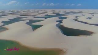 هزاران ساحل در کویر