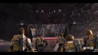 تیزری از فصل اول سریال Lost in Space