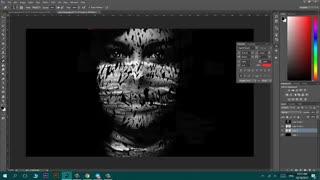 آموزش تایپوگرافی چهره