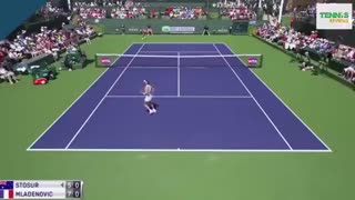 آموزش زبان از طریق ورزش تنیس - کتابخانه تخصصی زبان انگلیسی