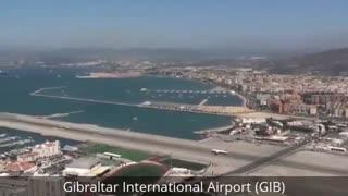 فرودهای زیبای هواپیماهای مسافربری خارجی