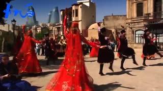 نمایی از شهر زیبای باکو در چند دقیقه | تور کلیک