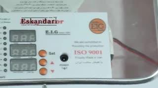 دستگاه جوجه کشی خانگی ایزی باتور 1