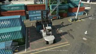 Scouting the Port - قسمت سی ام