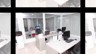 طراحی و تولید مبلمان اداری و دکوراسیون اداری