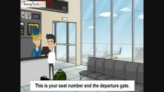 مکالمات ضروری که در فرودگاه نیاز دارید