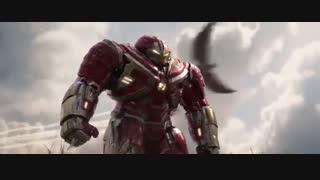 دومین تریلر فیلم Avengers: Infinity War