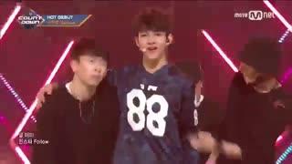 اجرای Sixteen از ساموئل (لینک موزیک ویدیوش تو توضیحات) ... خیلی قشنگه ^_^ Kim Samuel کیم ساموئل