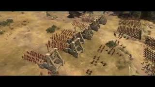 تریلر بازی Total War: Arena