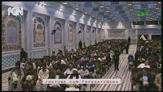 آیت الله خامنهای: تعصبی که به تیم آبی و قرمز و رئال دارید به تولید ملی هم داشته باشید