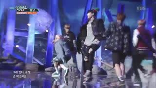 اجرای Bts - Spring Day در Music Bank