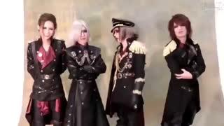 موزیک ویدیوی ژاپنی بسیار جالب از لحظات Diaura_ funny moments