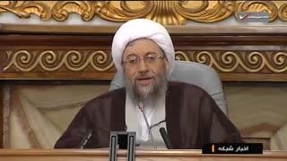 واکنش صادق آملی لاریجانی به افزایش قیمت ارز+ بخش خبری 21