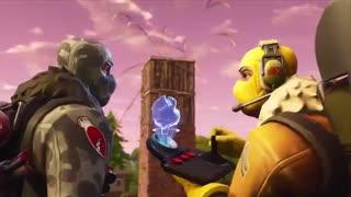اسلحه جدیدی برای بازی Fortnite به همراه تریلری سینماتیک معرفی شد