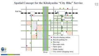 استراتژی ها و به کارگیری دوچرخه اشتراکی در ژاپن