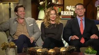 مصاحبه با بازیگران فیلم Blockers - قسمت دوم