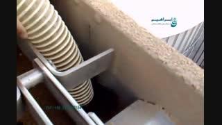 جاروبرقی صنعتی - مکنده صنعتی برای جمع آوری ضایعات کارخانه ها