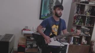 کاور گیتار Slipknot - Duality