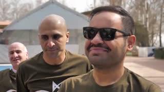 ویدئو ویژه برنامه نوروز 97 شبکه یک سیما کاری از ایران ایکس گیم