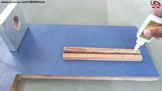 کار دستی با چوب