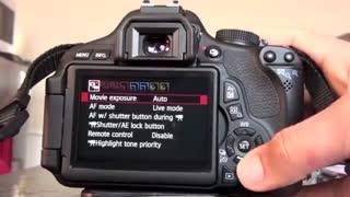 آموزش فوکوس خودکار در فیلمبرداری