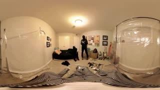 ویدئوی 360 آدم ربایی