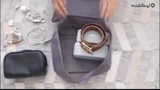 ترفندهای 119 ثانیهای: بهترین روش برای بستن چمدان