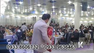 اجرای برنامه شعبده بازی در عروسی تهران