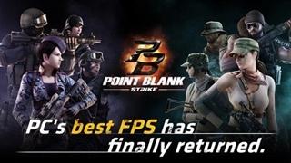 تریلر بازی Point Blank: Strike اندروید + لینک دانلود