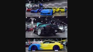 نمایشگاه ماشین 2018 ...