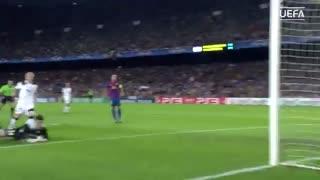 آندرس اینیستا: 5 گل برتر آندرس در بارسلونا