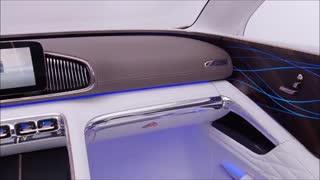 2020 Mercedes Maybach SUV - INTERIOR