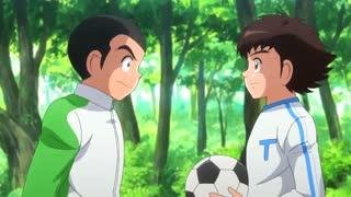 دانلود انیمه سریالی فوتبالیست ها 2018-دوبله حرفه ای-فصل 1 قسمت1-Captain Tsubasa