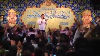 مداحی فوق العاده زیبای حاج محمود کریمی ولادت امام زمان (عج) 97