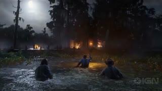 پوشش اختصاصی IGN از بازی Red Dead Redemption 2