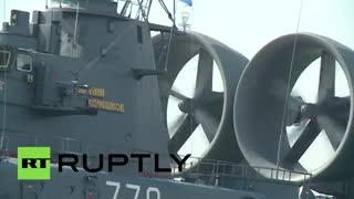 بزرگترین هاورکرفت نظامی متعلق به روسیه