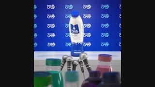 تیزر معرفی بسته بندی جدید شیر می ماس