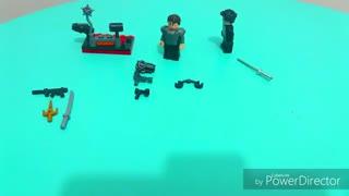 انیمیشن لگویی :اسلحه فروشی تونی استارک!! ساخت خودم